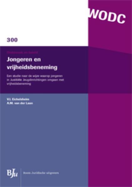 Jongeren en vrijheidsbeneming - V.I. Eichelsheim, A.M. van der Laan (ISBN 9789089746023)