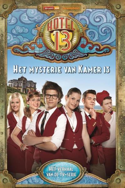 Hotel 13 : 13. Het mysterie van kamer leesboek - (ISBN 9789059168350)
